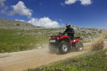 Quad off-road túra